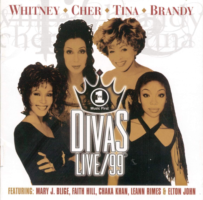 VA – Divas Live 99 (1999) [FLAC]