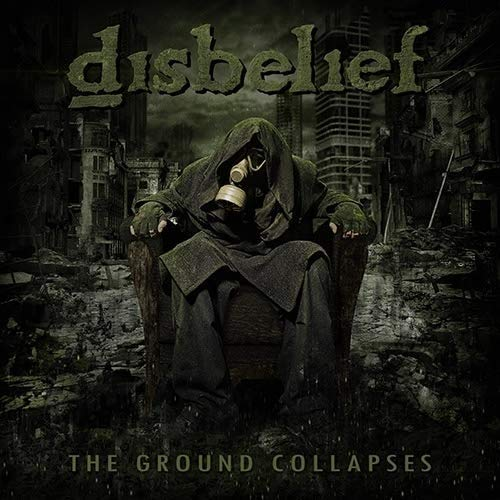 Disbelief - The Ground Collapses (2020) [FLAC] Download