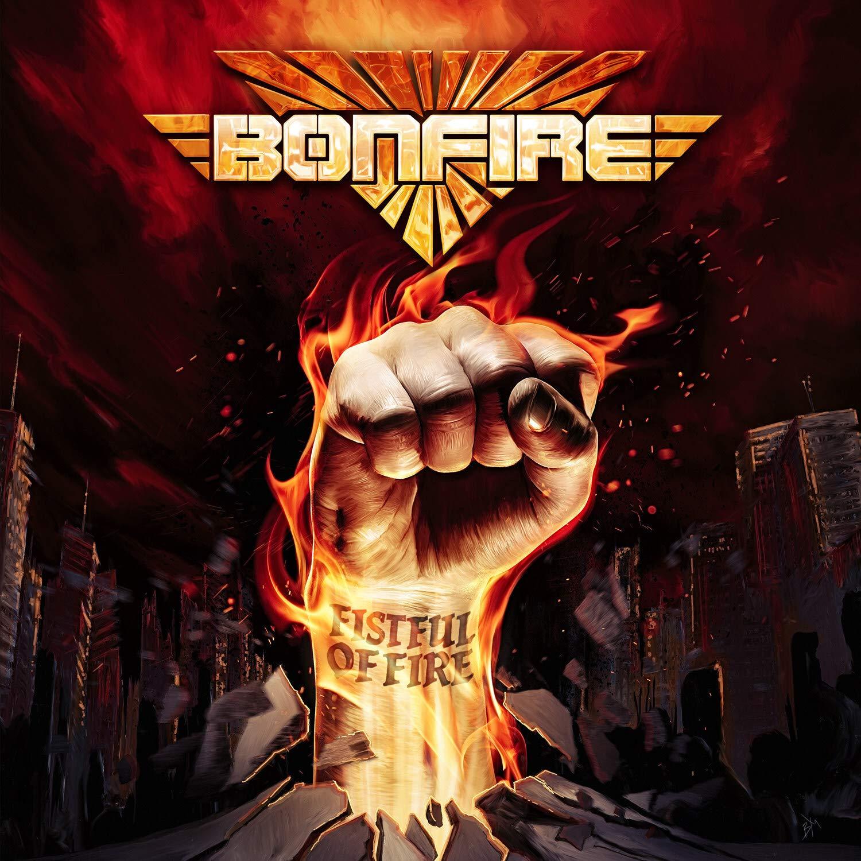 Bonfire - Fistful Of Fire (2020) [FLAC] Download
