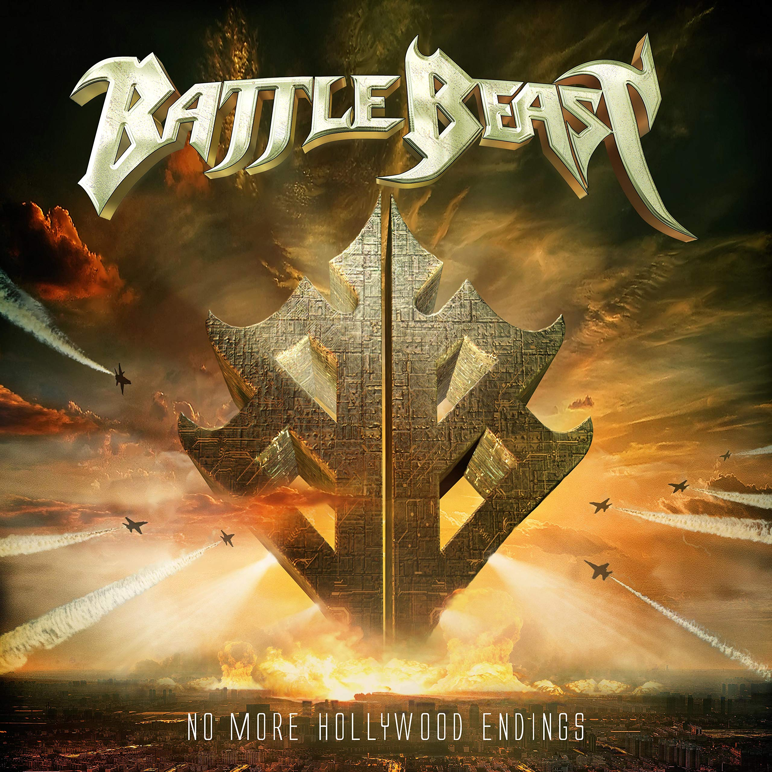 Battle Beast - No More Hollywood Endings (2019) [FLAC] Download