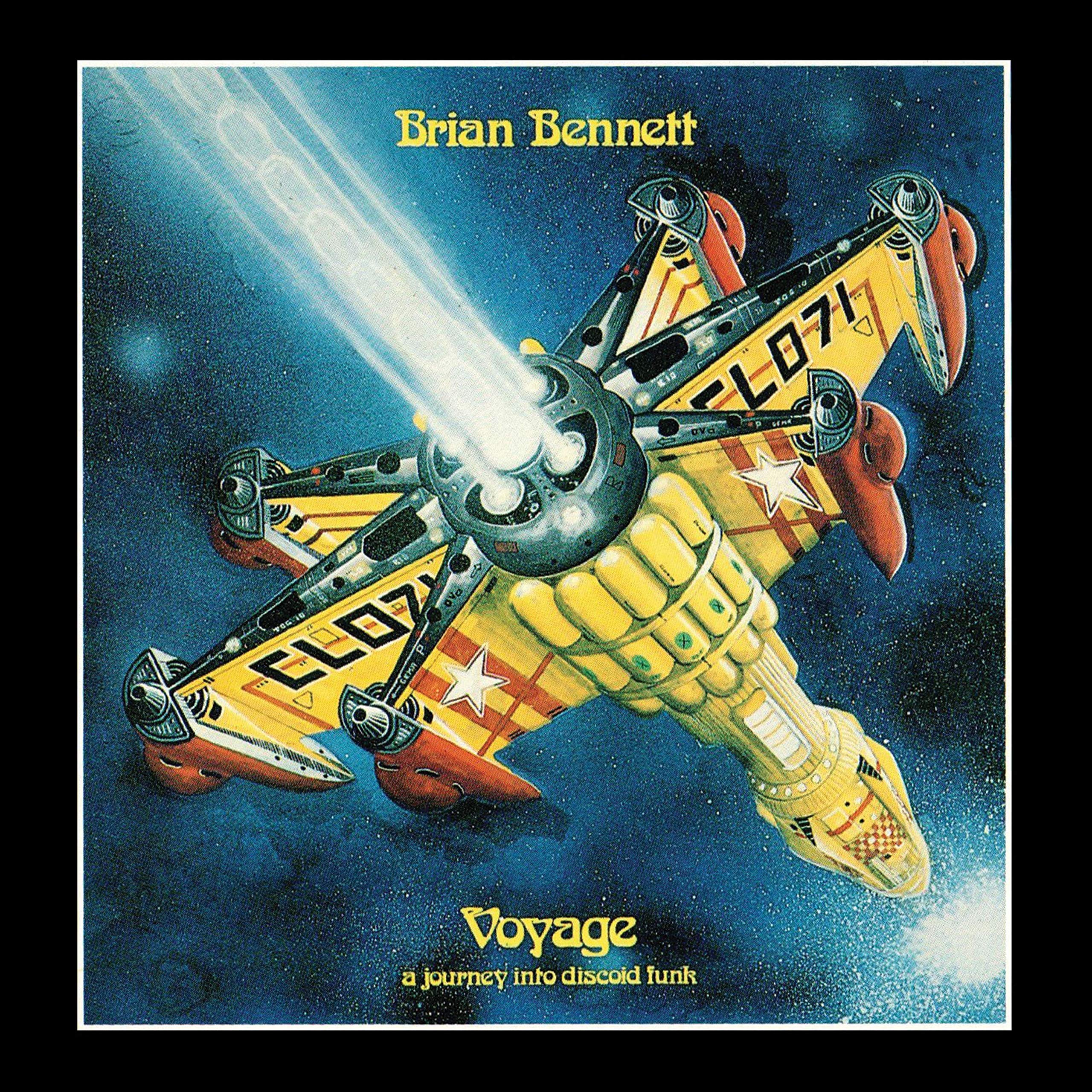 Brian Bennett - Voyage  A Journey Into Discoid Funk (2020) [FLAC] Download
