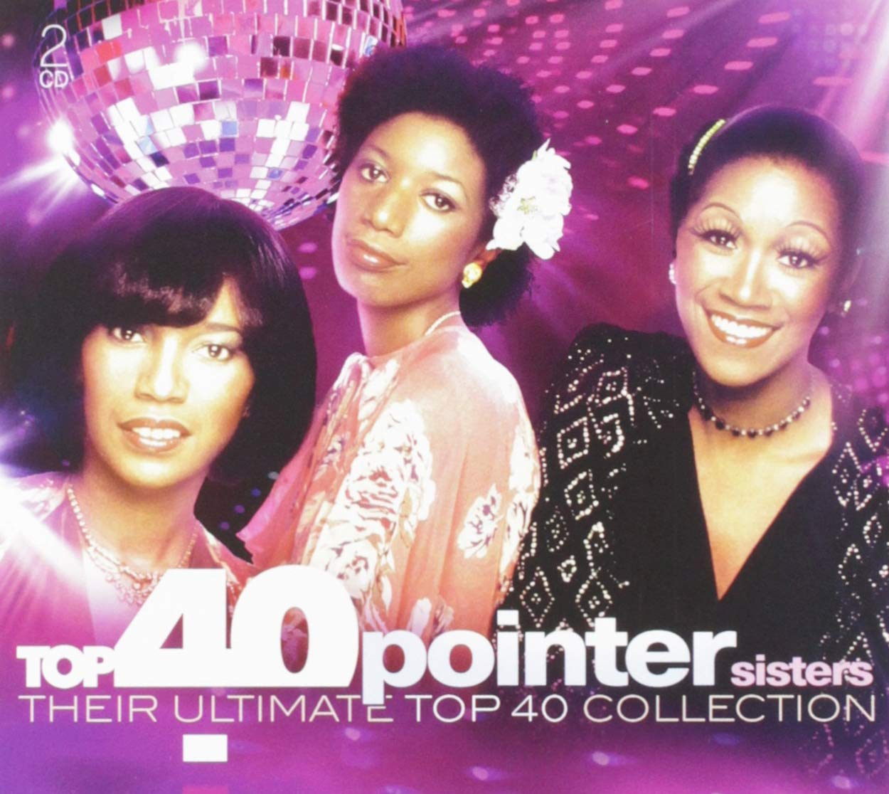 Natalia Meets The Pointer Sisters – Top 40  Their Ultimate Top 40 Collection (2019) [FLAC]