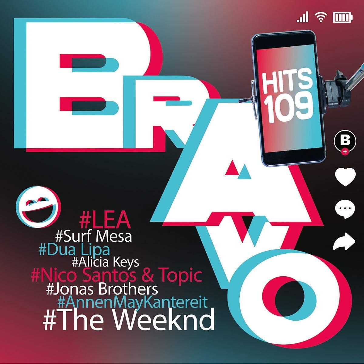 VA – Bravo Hits 109 (2020) [FLAC]