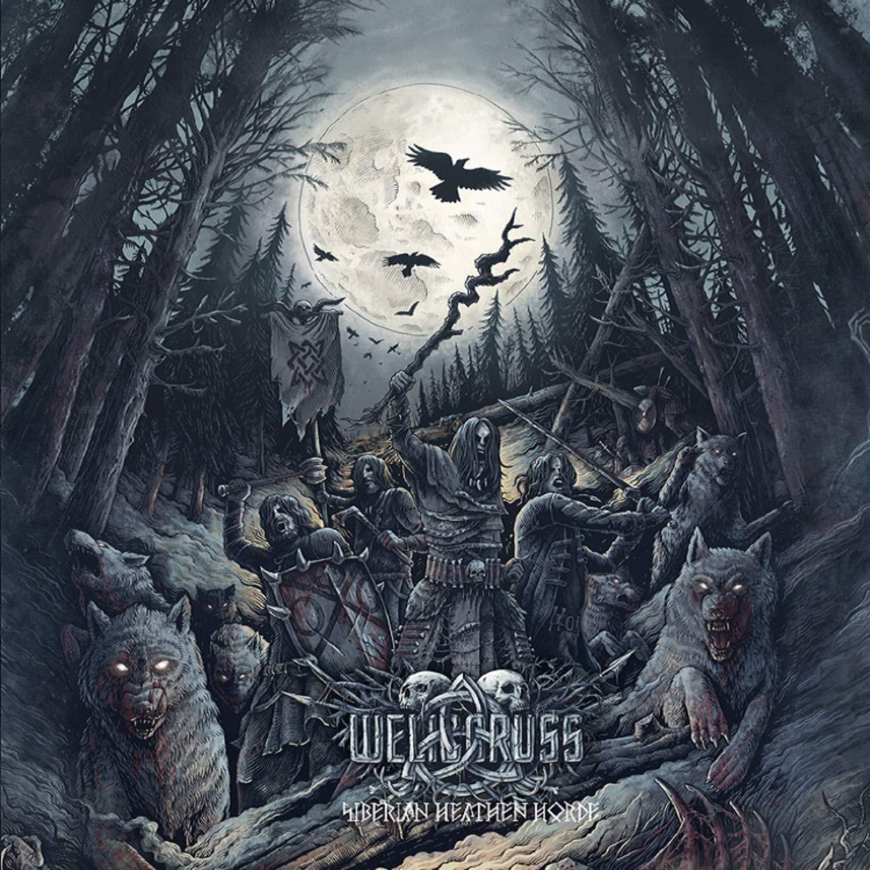 Welicoruss - Siberian Heathen Horde (2020) [FLAC] Download