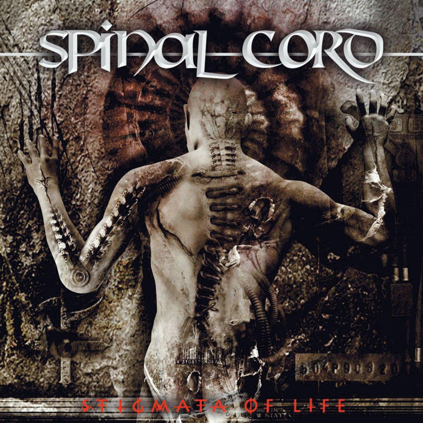 Spinal Cord – Stigmata of Life (2004) [FLAC]