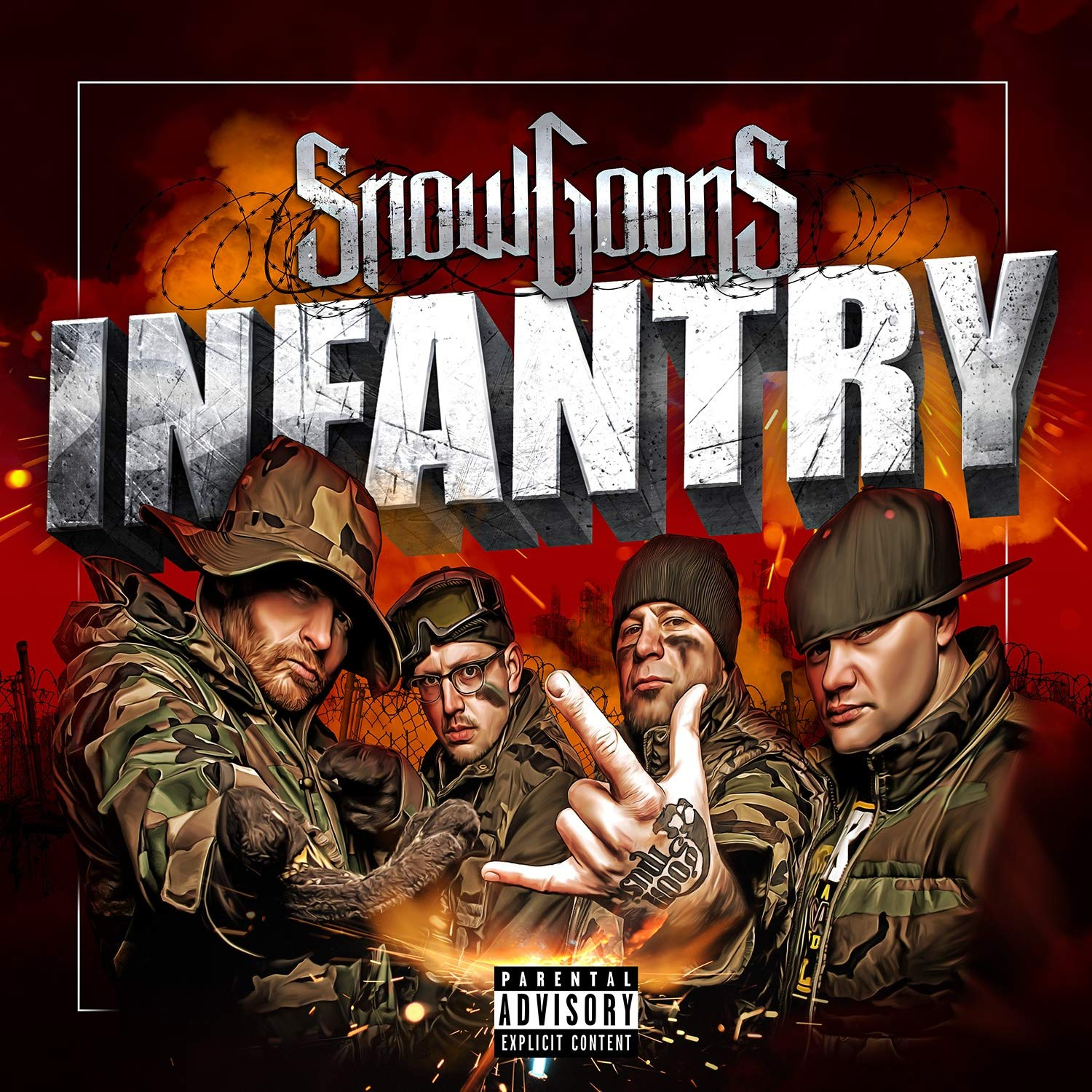 Snowgoons - Infantry (2019) [FLAC] Download
