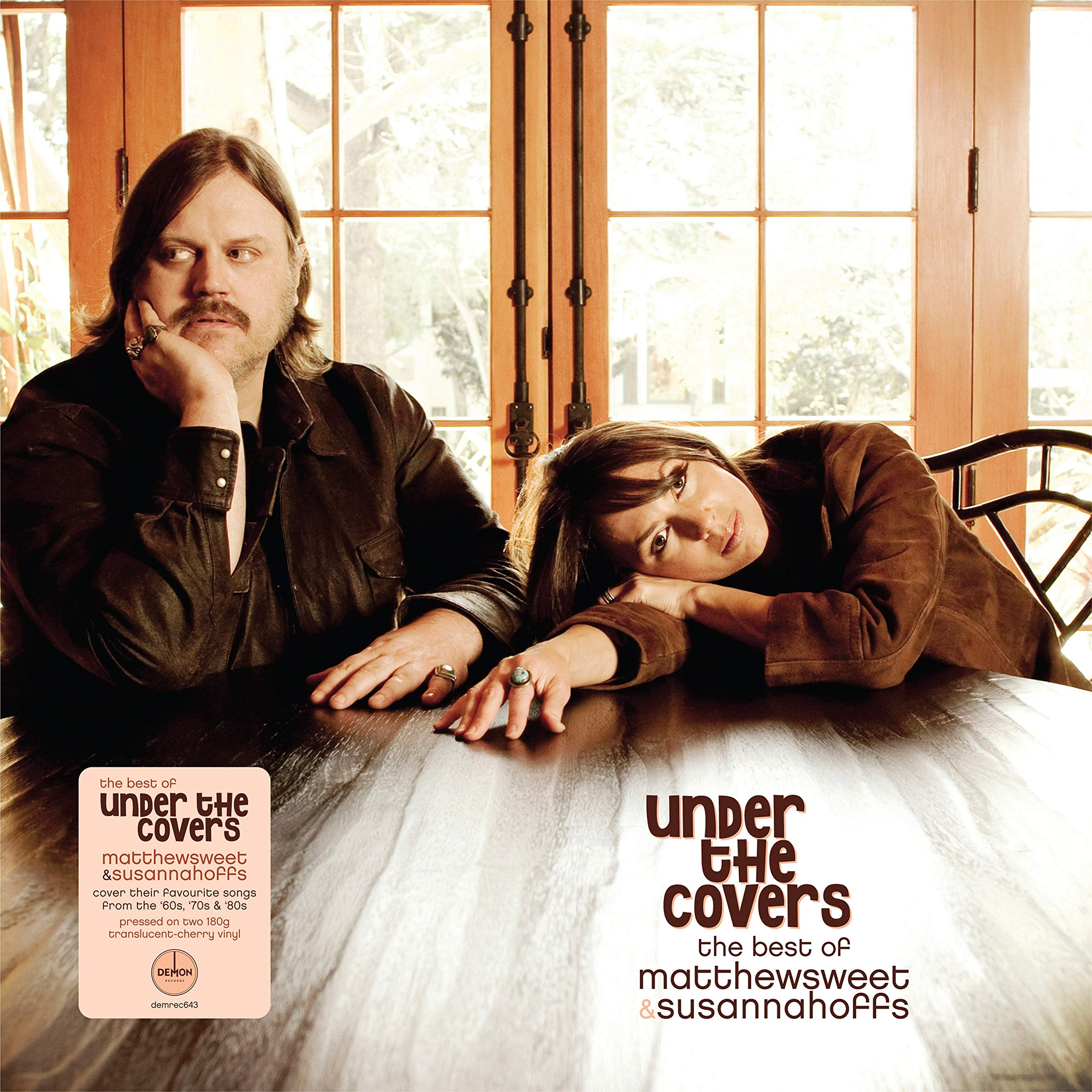 Matthew Sweet & Susanna Hoffs - Under The Covers The Best Of (2020) [FLAC] Download