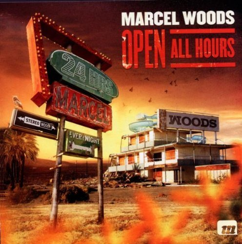 Marcel Woods – Open All Hours (2012) [FLAC]
