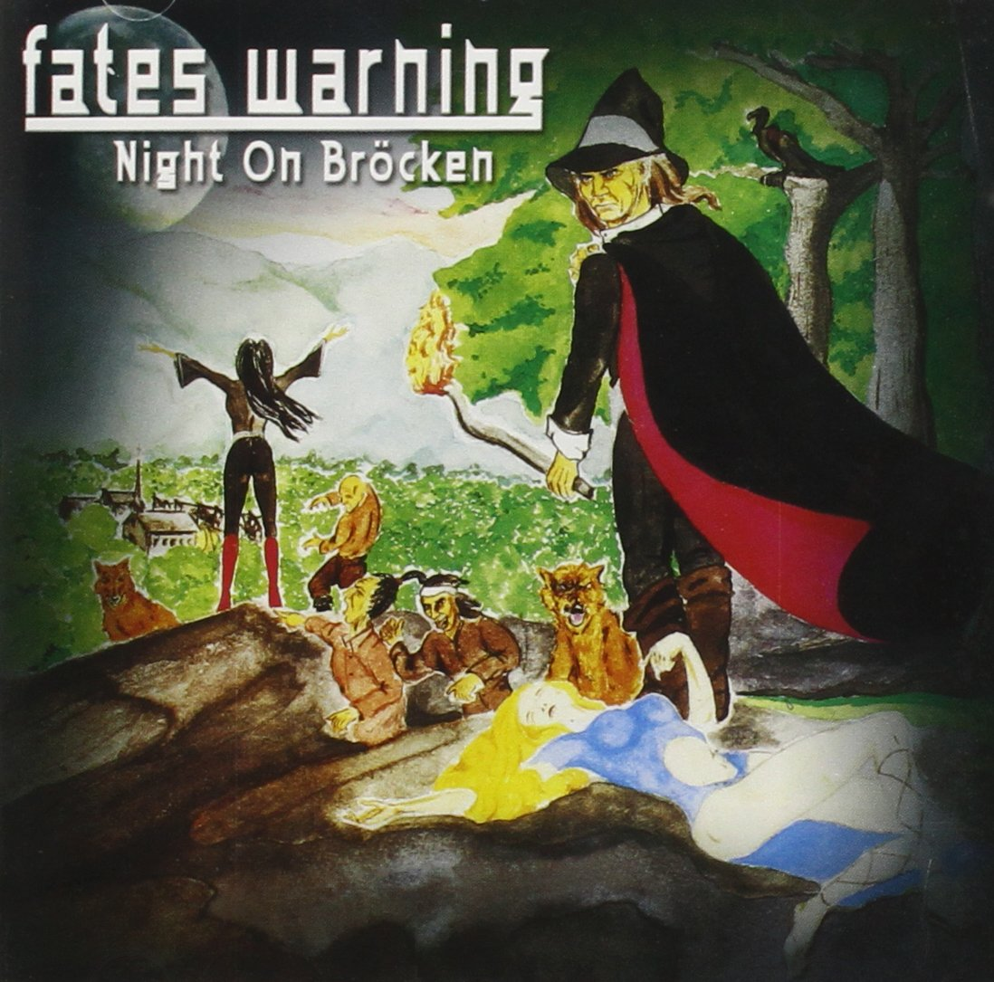 Fates Warning - Night On Br�n (2002) [FLAC] Download