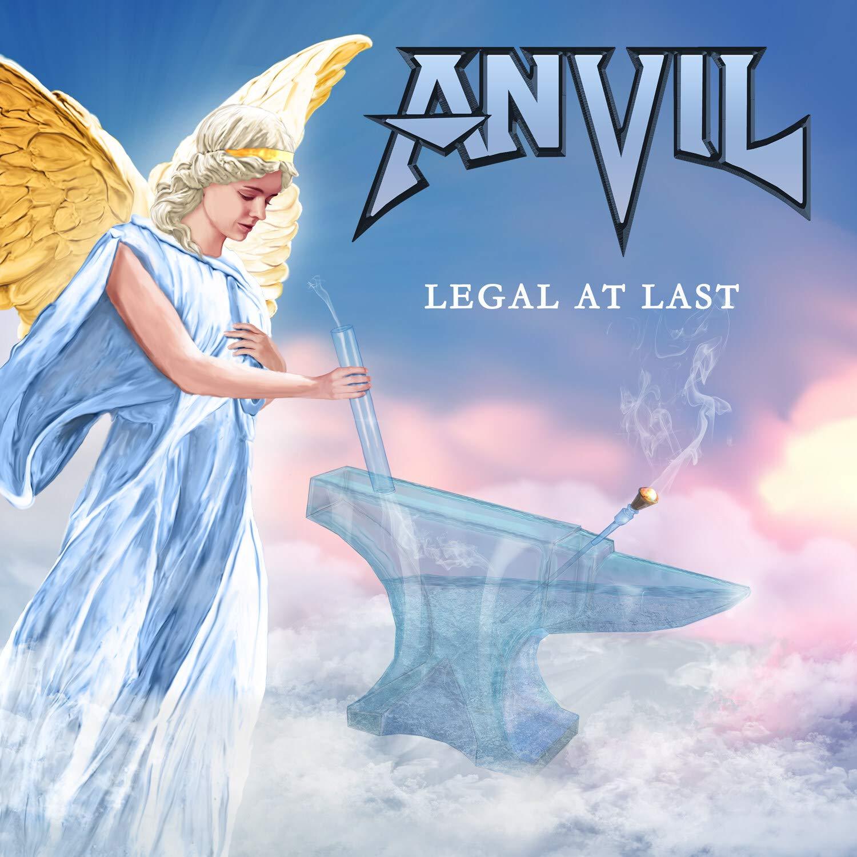 Anvil - Legal At Last (2020) [FLAC] Download