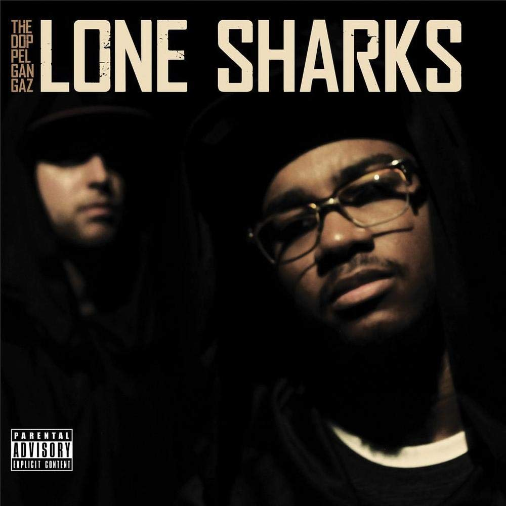 The Doppelgangaz – Lone Sharks (2013) [FLAC]