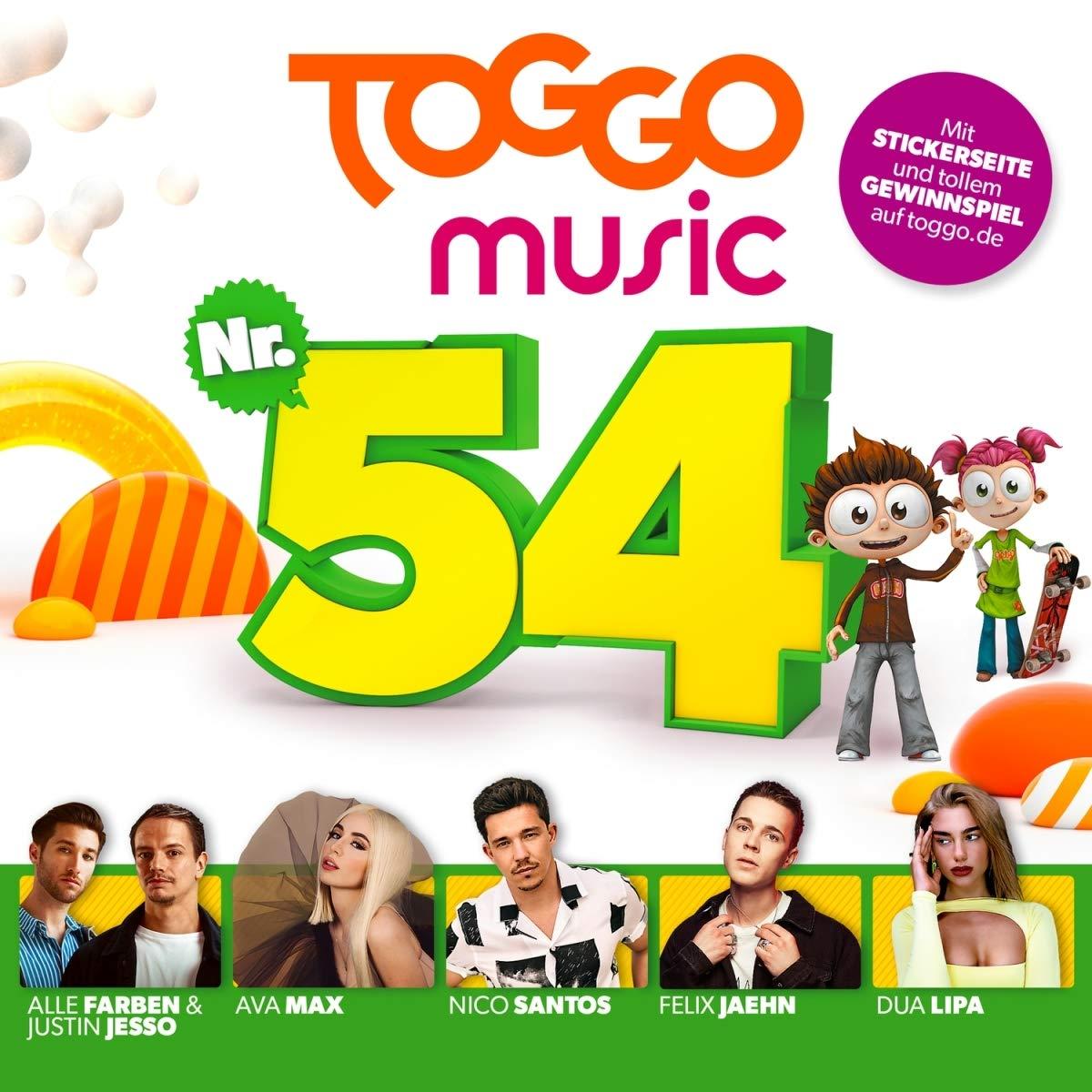 VA – Toggo Music Nr.54 (2020) [FLAC]