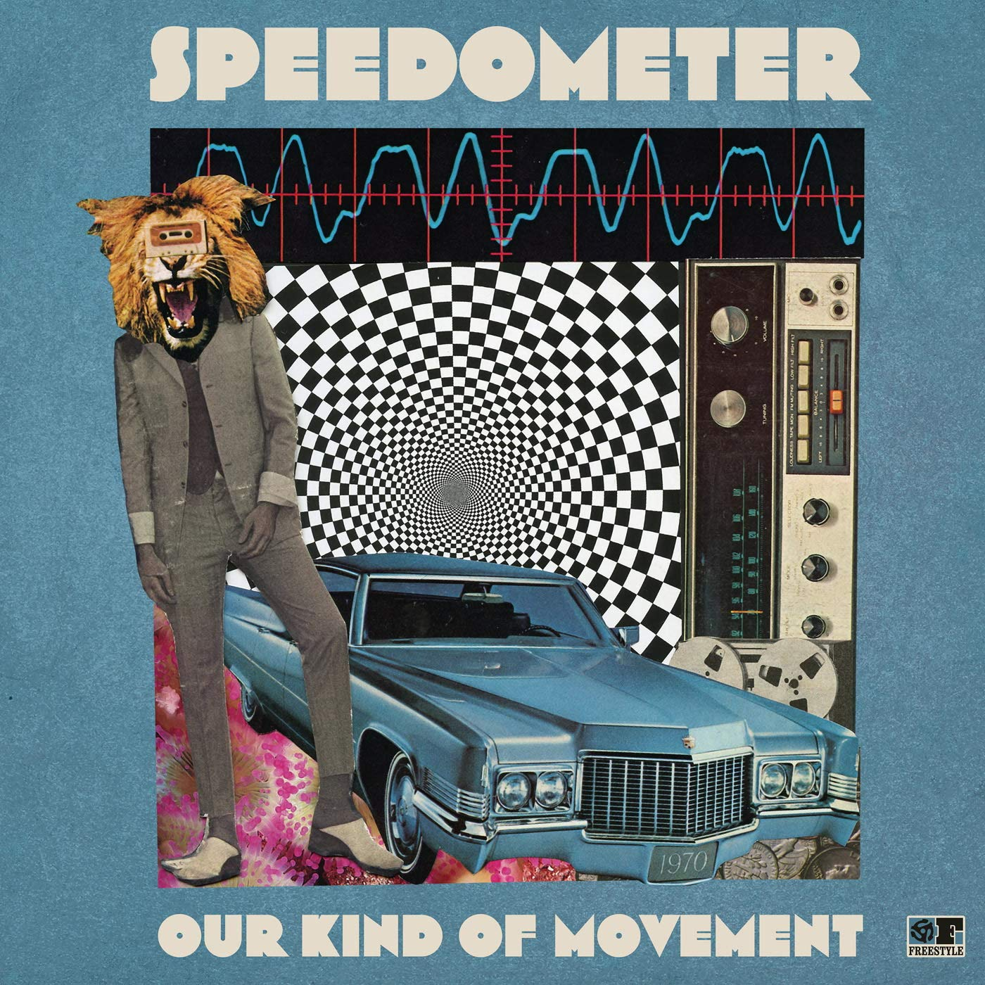 Speedometer - Our Kind of Movement (2020) [FLAC] Download