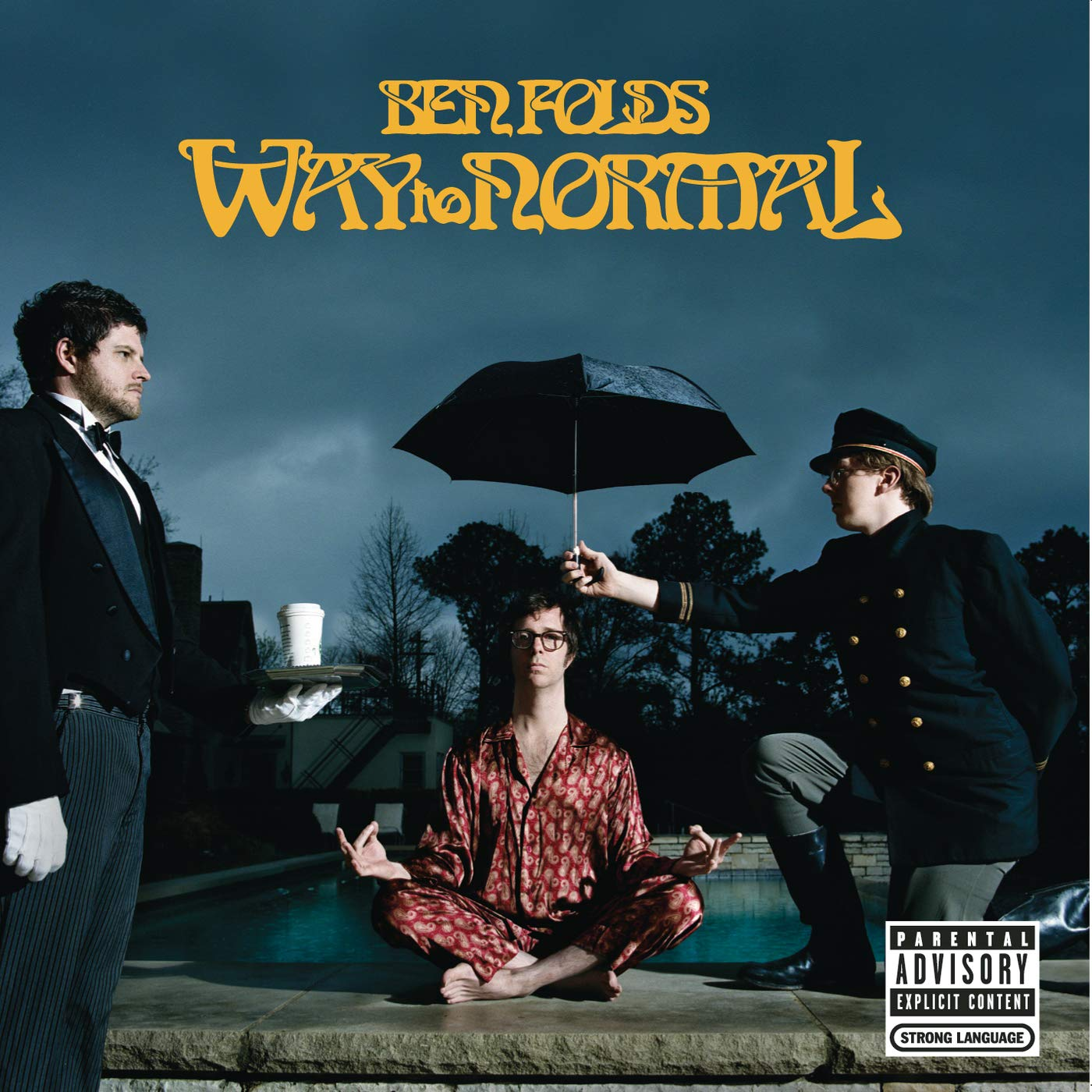 Ben Folds - Way to Normal (2008) [FLAC] Download