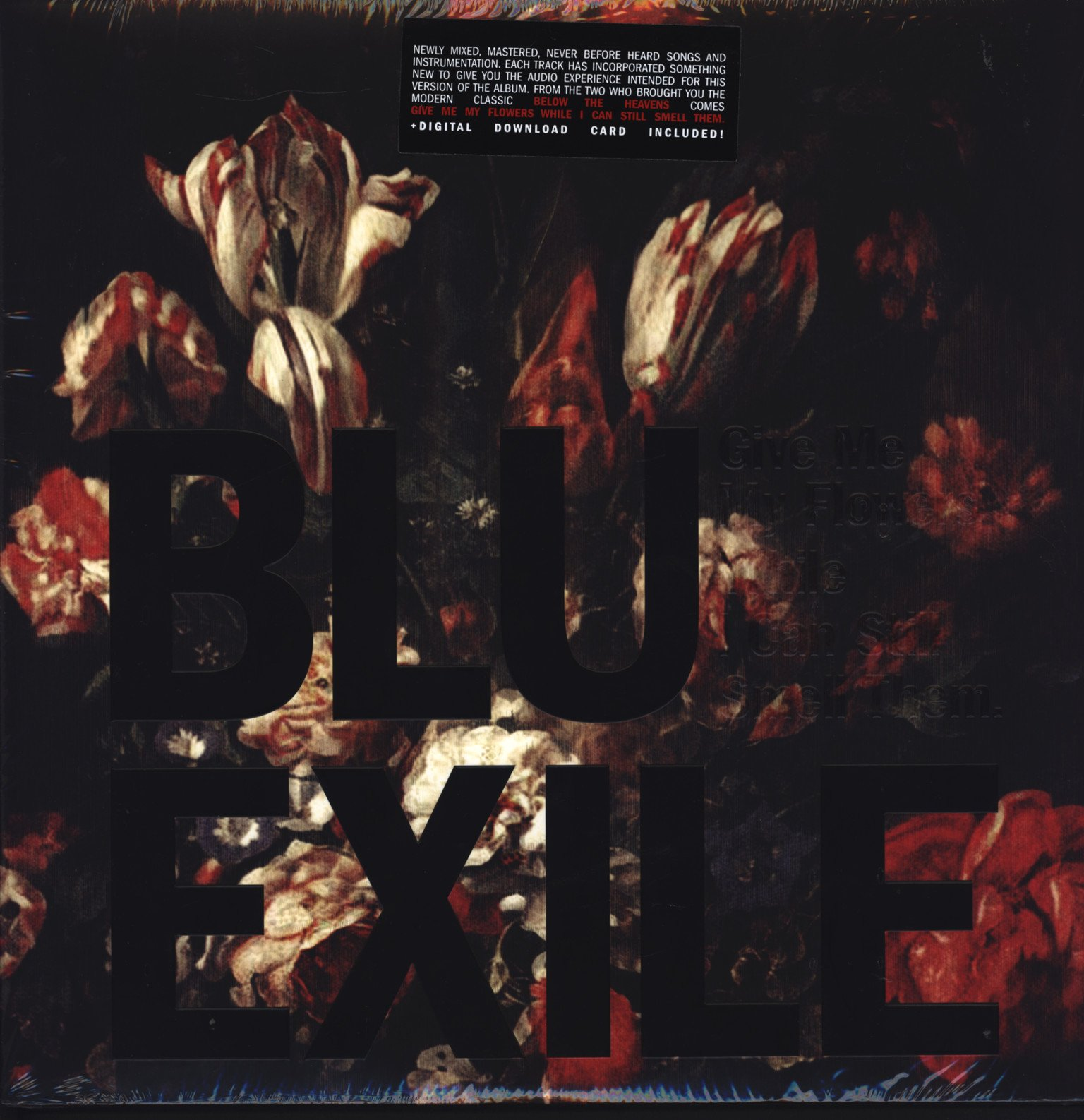 Blu And Exile-Give Me My Flowers While I Can Still Smell Them-CD-FLAC-2012-FiXIE