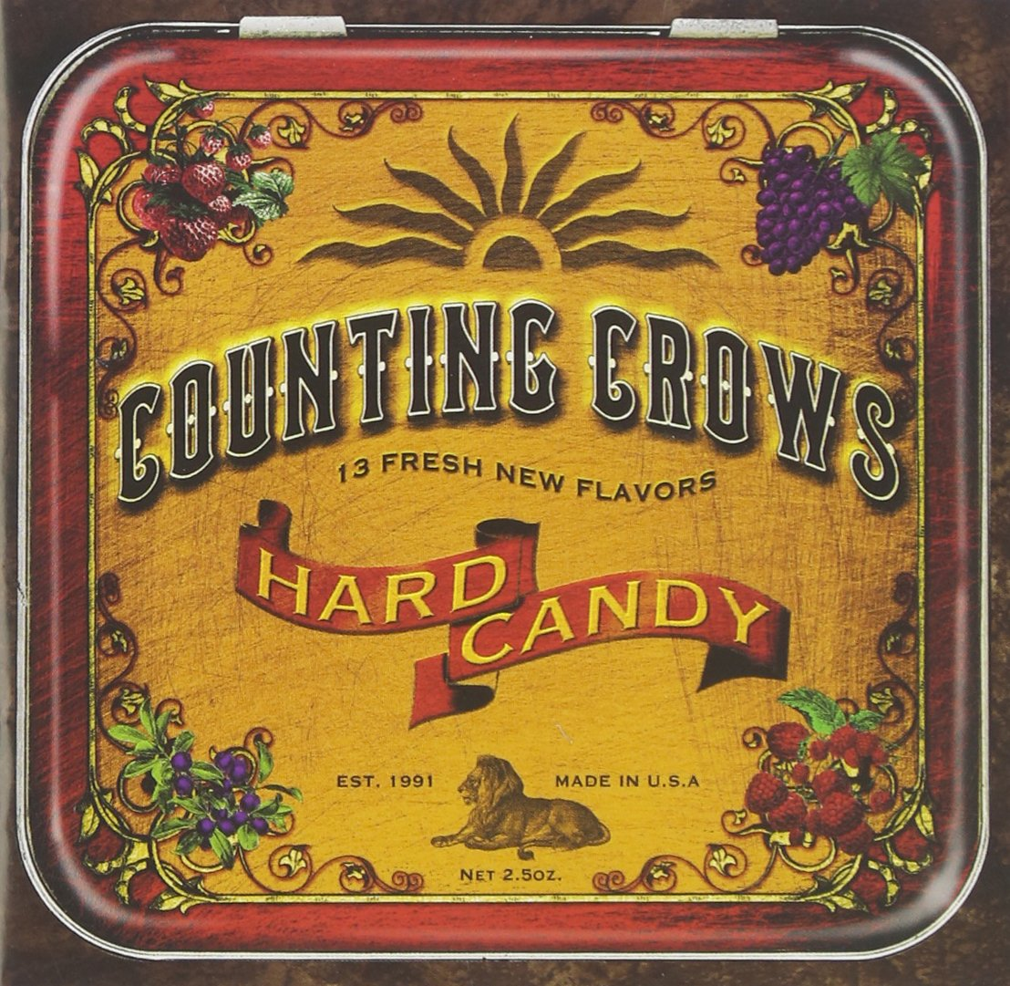 Counting Crows - Hard Candy (2003) [FLAC] Download