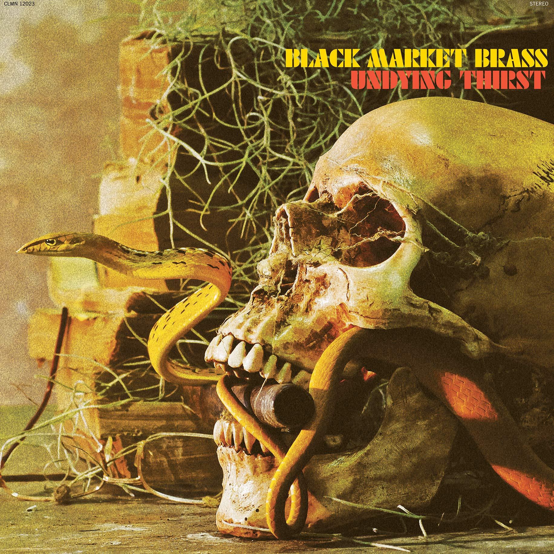 Black Market Brass - Undying Thirst (2020) [FLAC] Download
