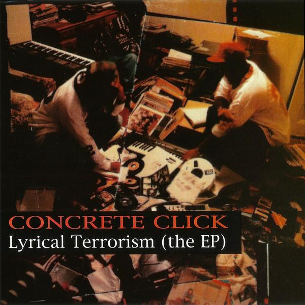 Concrete Click - Lyrical Terrorism (The EP) (2020) [FLAC] Download