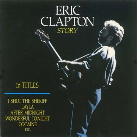 Eric Clapton – Story (1990) [FLAC]