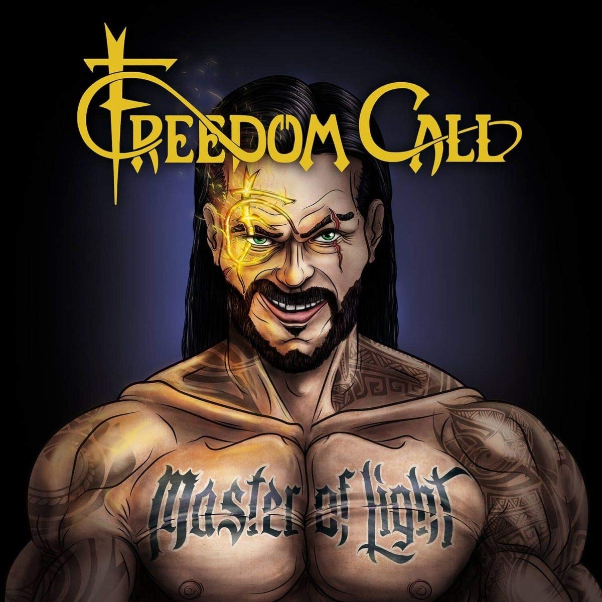 Freedom Call – Master Of Light (2016) [FLAC]