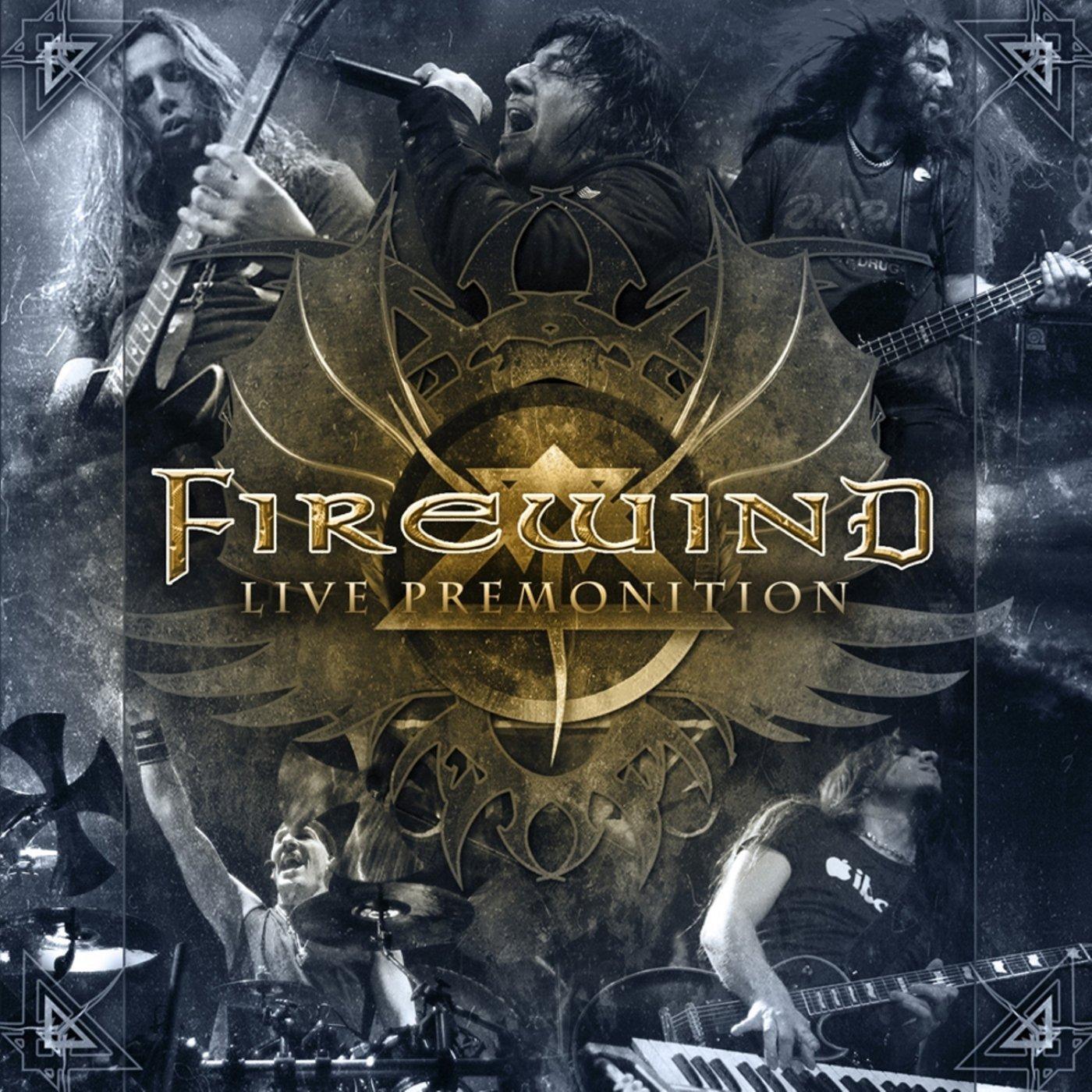 Firewind – Live Premonition (2008) [FLAC]