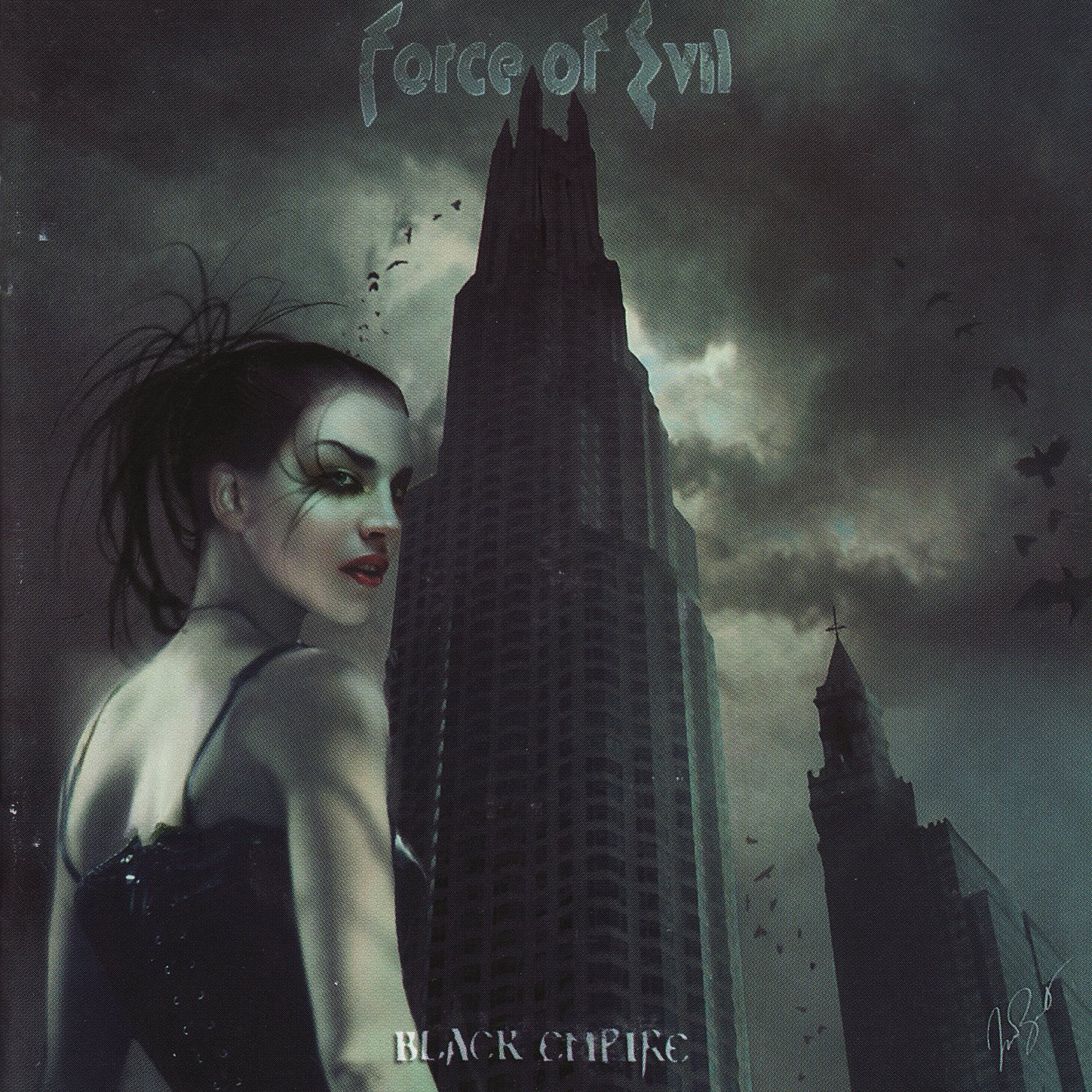 Force Of Evil – Black Empire (2005) [FLAC]