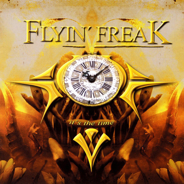 Flyin' Freak – It's The Time (2004) [FLAC]