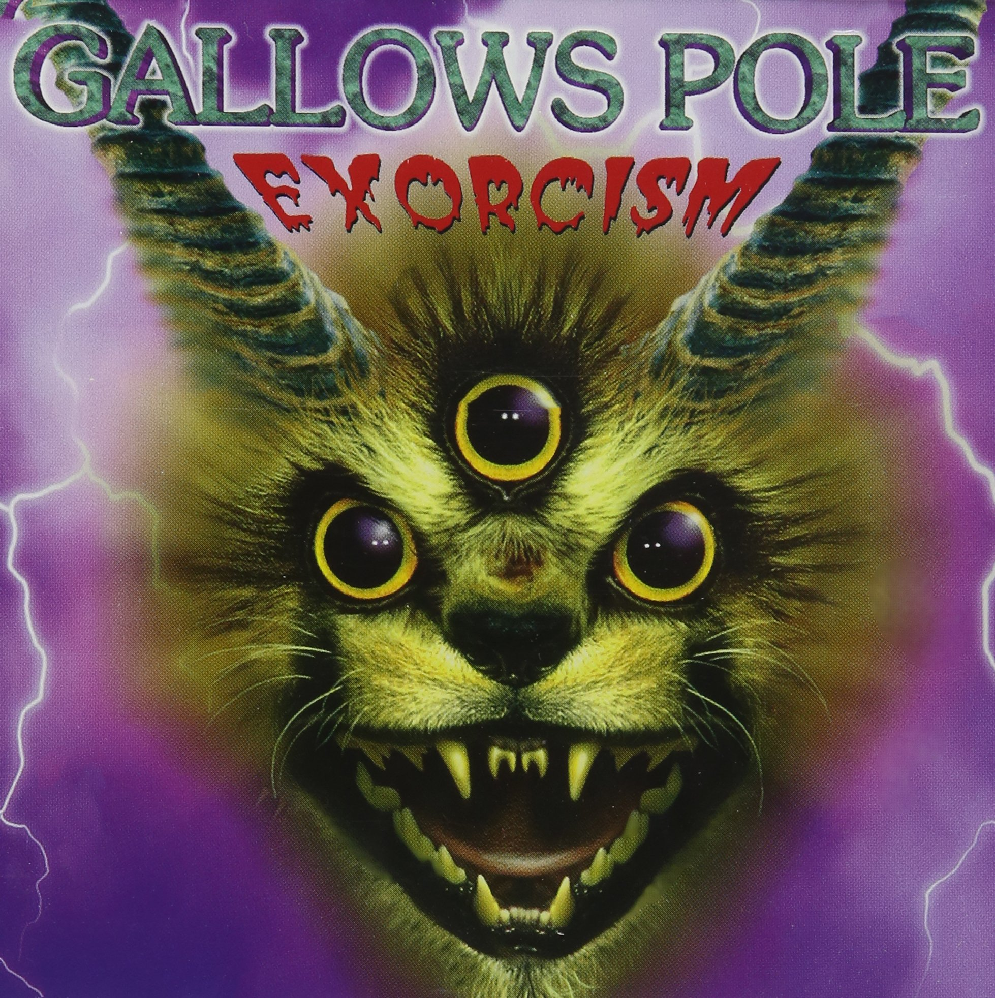 Gallows Pole – Exorcism (2001) [FLAC]