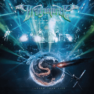 Dragonforce - In The Line Of Fire  Larger Than Live (2015) [FLAC] Download