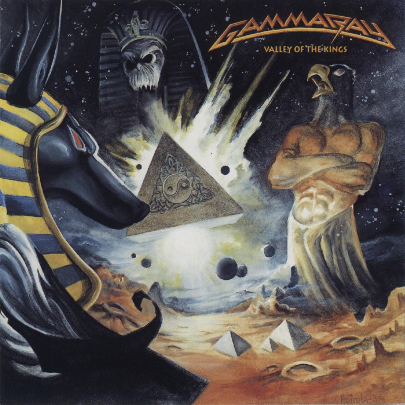 Gamma Ray – Valley Of The Kings (1997) [FLAC]