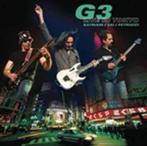 G3 - G3 Live In Tokyo (2005) [FLAC] Download