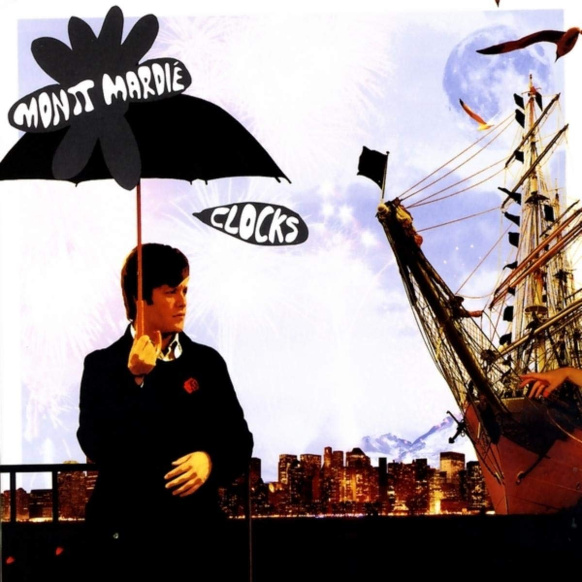 Montt Mardie - Clocks / Pretender (2007) [FLAC] Download