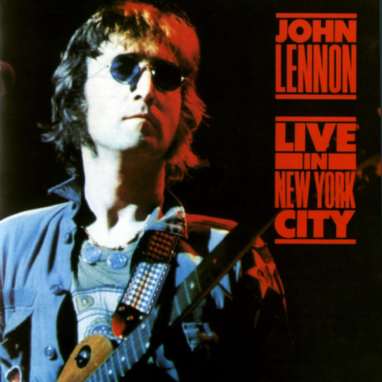 John Lennon - Live In New York City (1986) [FLAC] Download