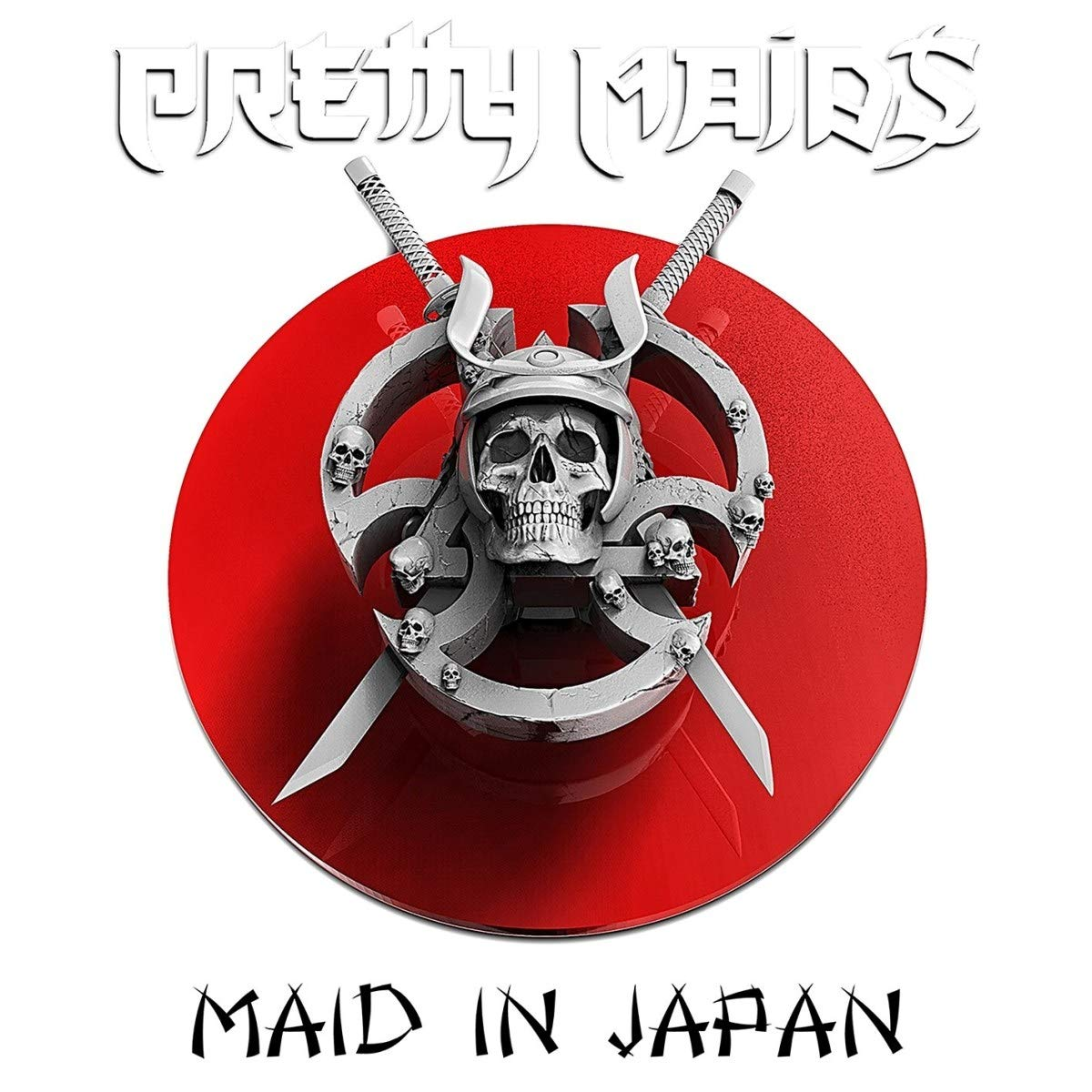 Pretty Maids – Maid In Japan (2020) [FLAC]