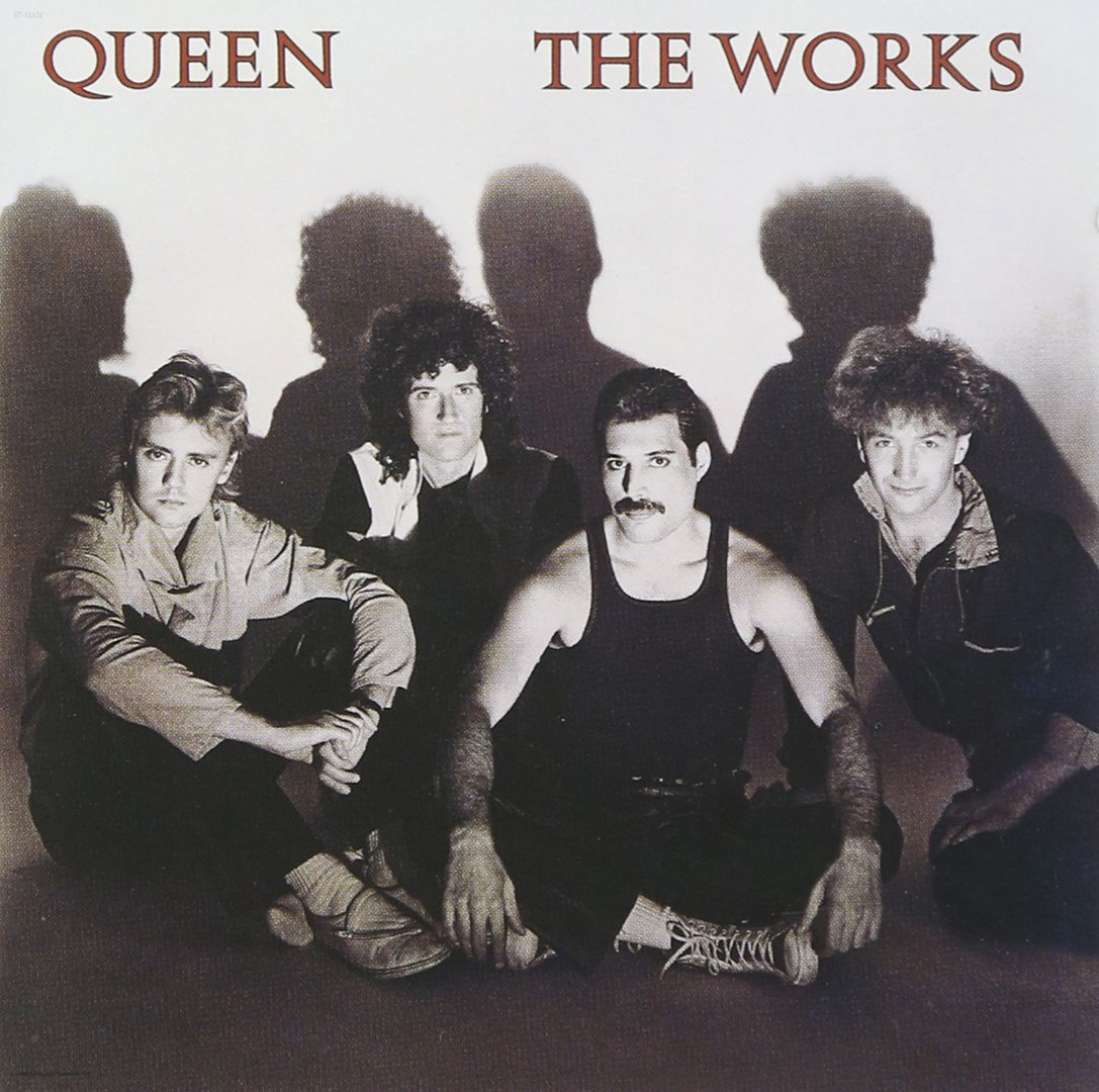 Queen – The Works (2018) [FLAC]