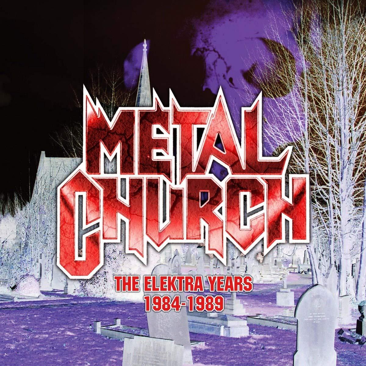 Metal Church – The Elektra Years 1984-1989 (2020) [FLAC]