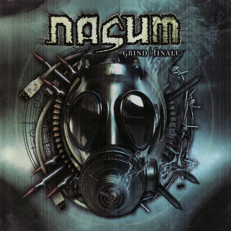 Nasum - Grind Finale (2008) [FLAC] Download