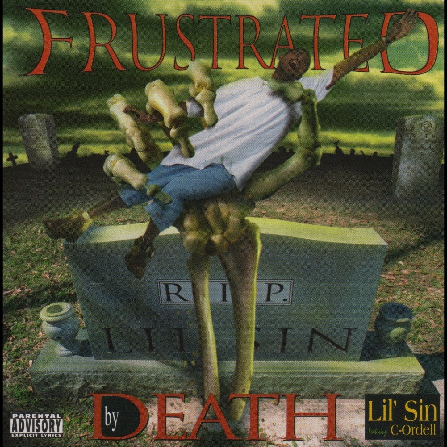 Lil Sin - Frustrated By Death (2020) [FLAC] Download