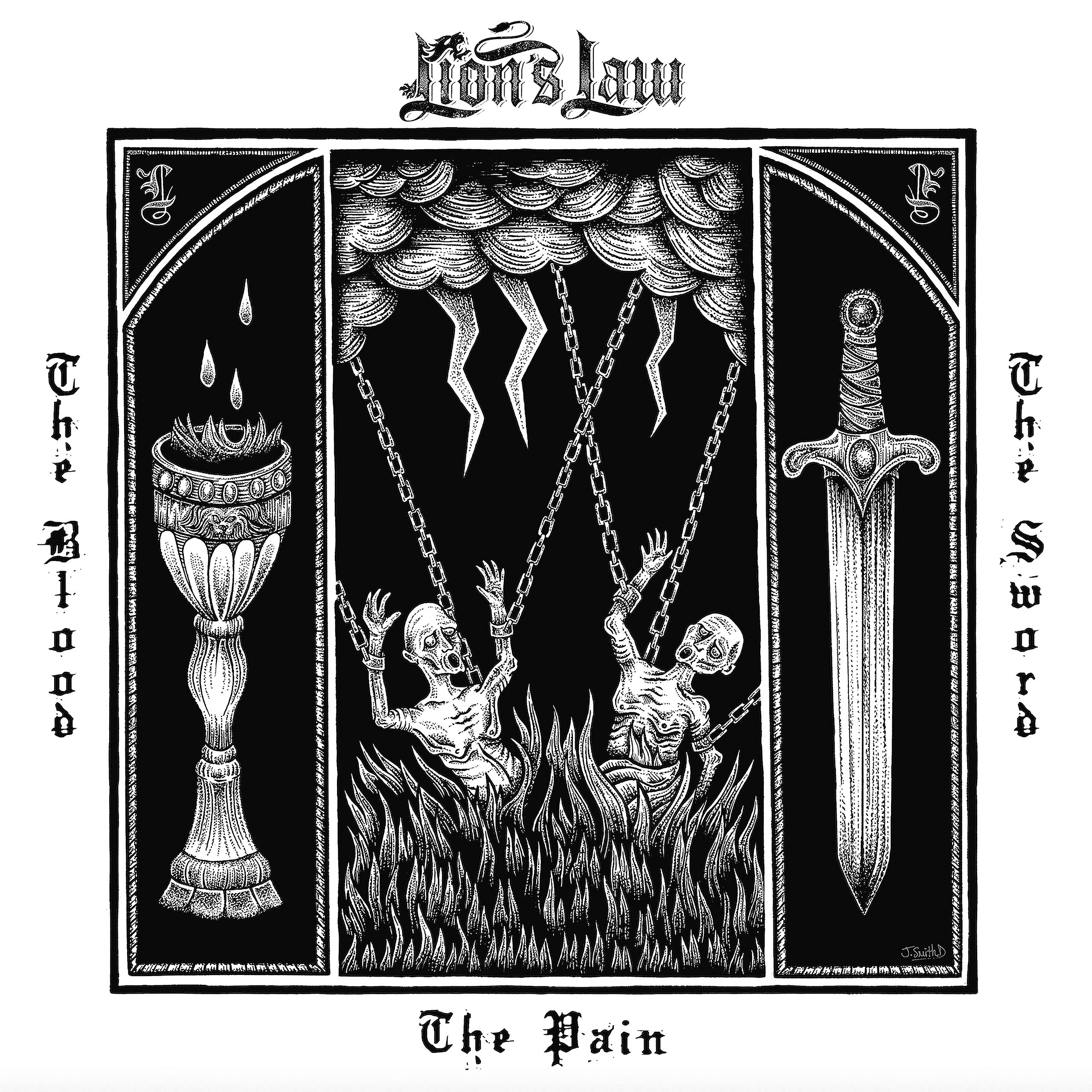 Lions Law - The Pain The Blood And The Sword (2020) [FLAC] Download
