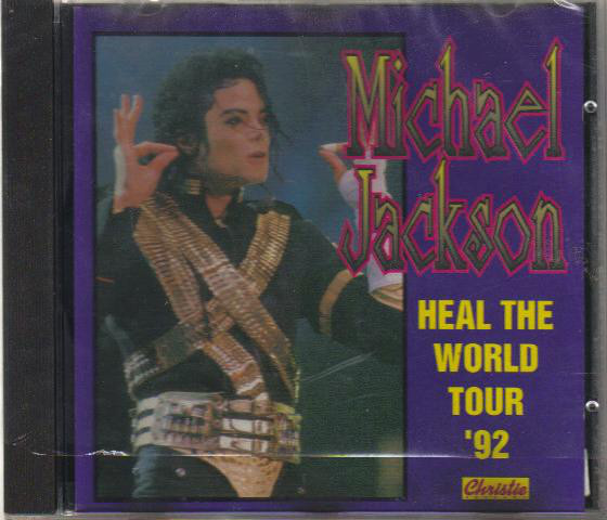 Michael Jackson – Heal the world tour 92 (1994) [FLAC]