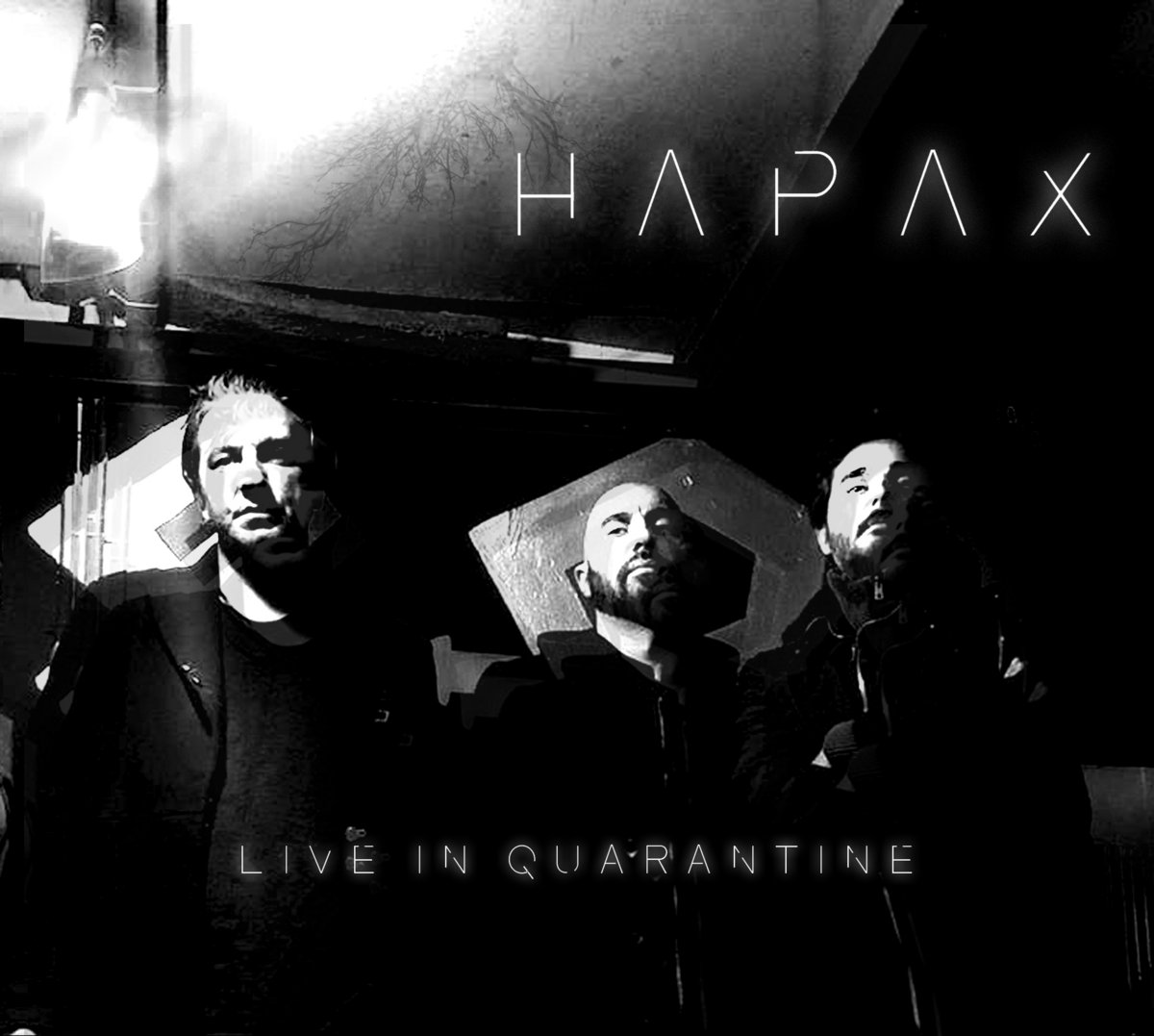 Hapax-Live In Quarantine-Limited Edition-CD-FLAC-2020-AMOK