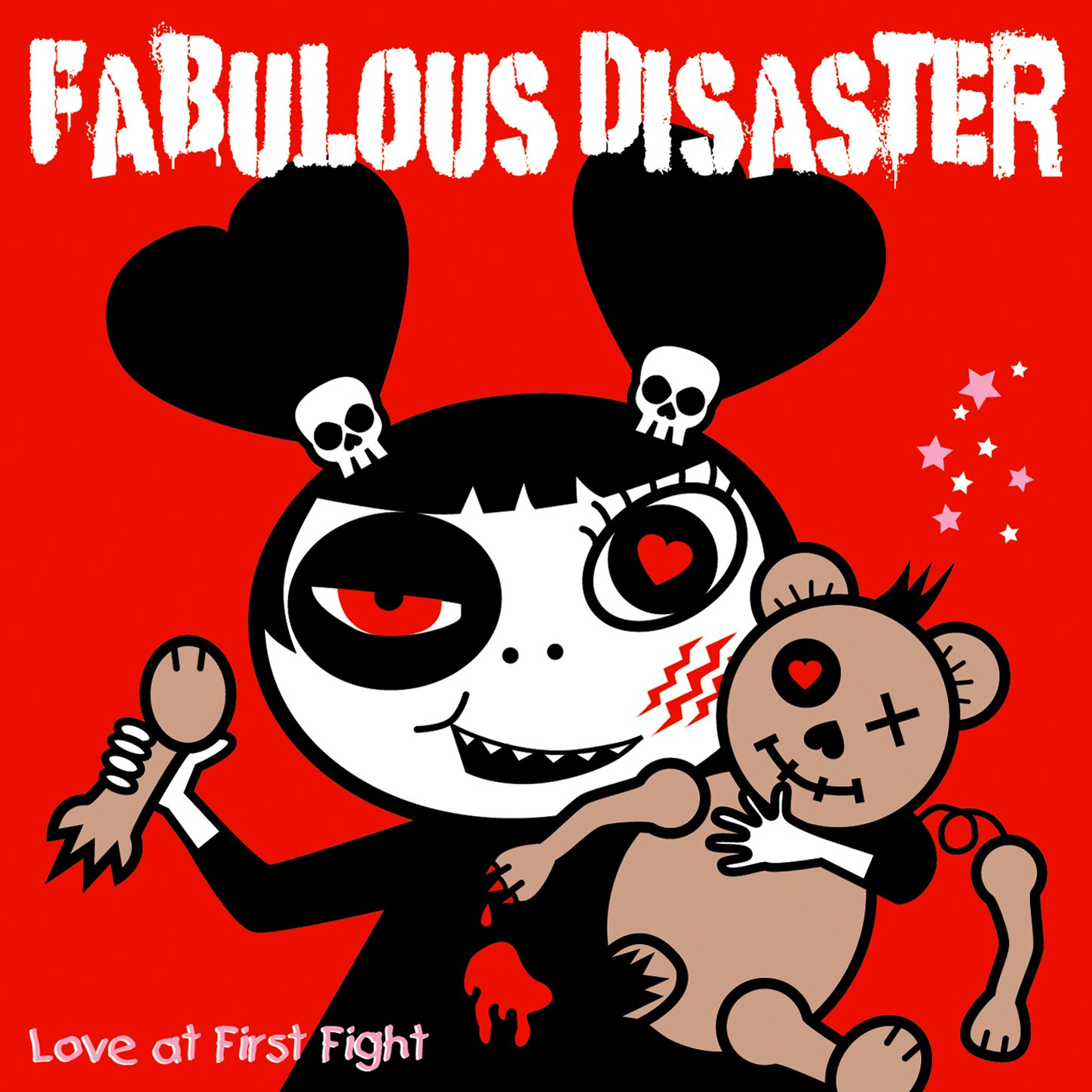 Fabulous Disaster - Love At First Fight (2007) [FLAC] Download