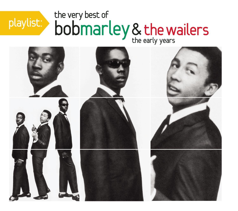 Bob Marley & The Wailers - Playlist: The Very Best Of Bob Marley & The Wailers The Early Years (2009) [FLAC] Download
