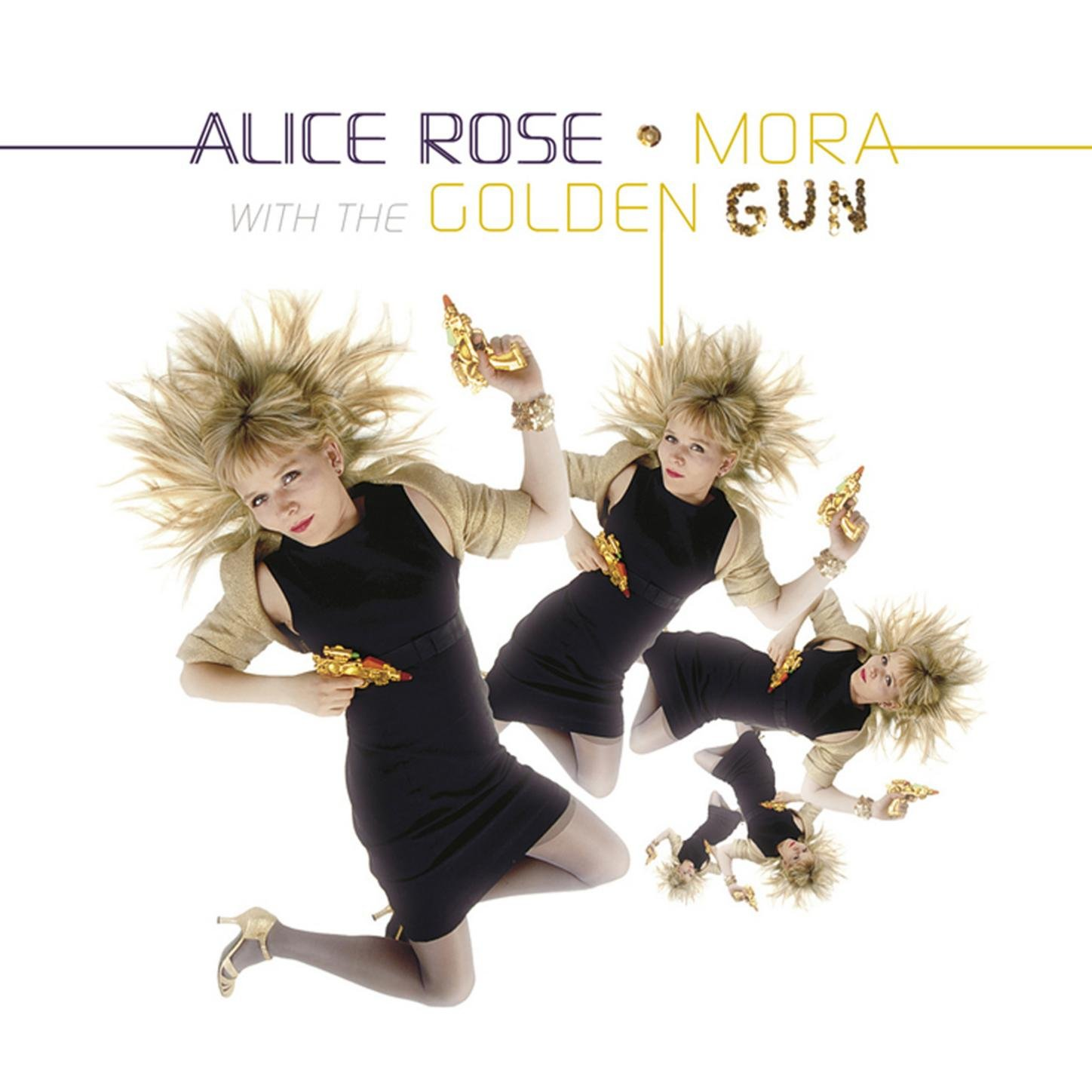 Alice Rose - Mora with the Golden Gun (2007) [FLAC] Download