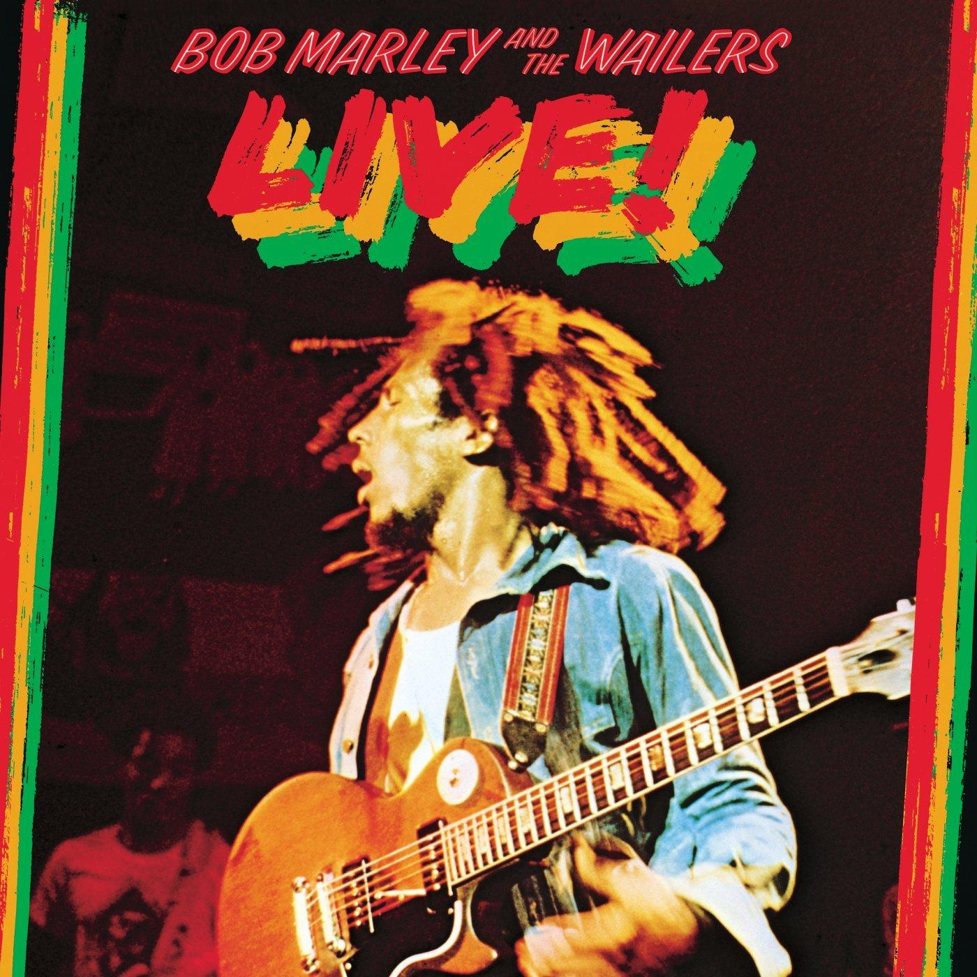 Bob Marley & The Wailers – Live! (1987) [FLAC]