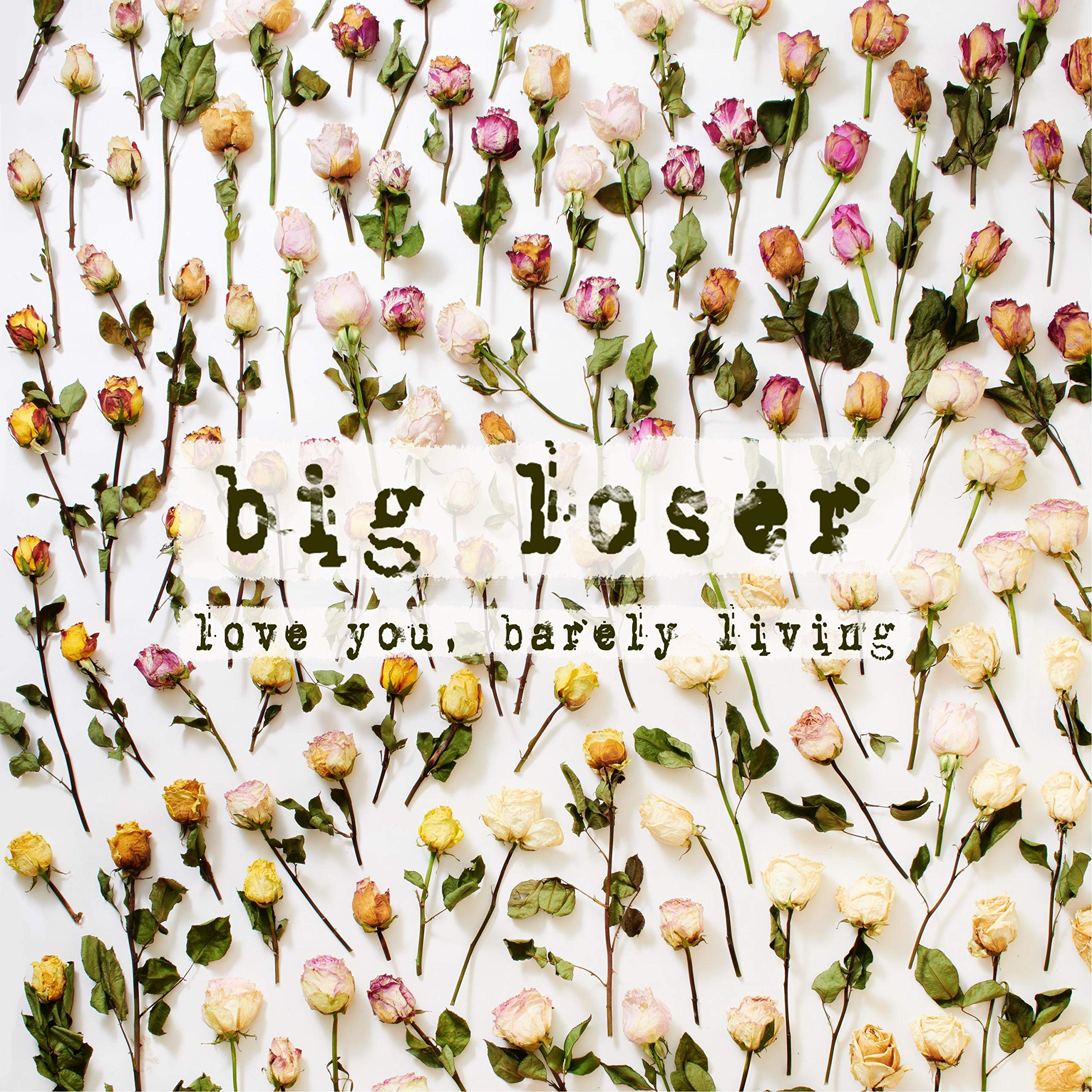 Big Loser-Love You Barely Living-CD-FLAC-2020-FAiNT