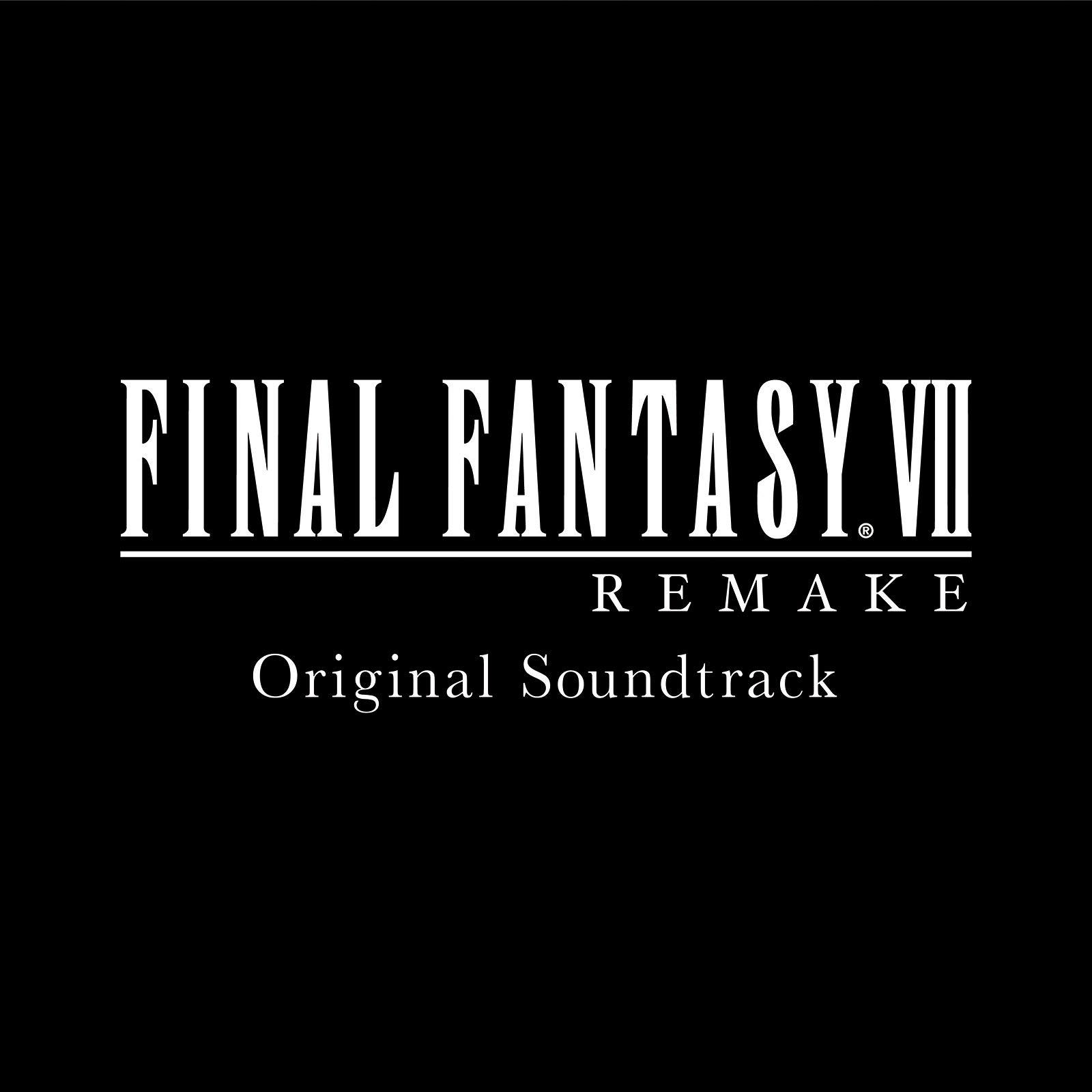 VA - Final Fantasy VII Remake Original Soundtrack (2020) [FLAC] Download