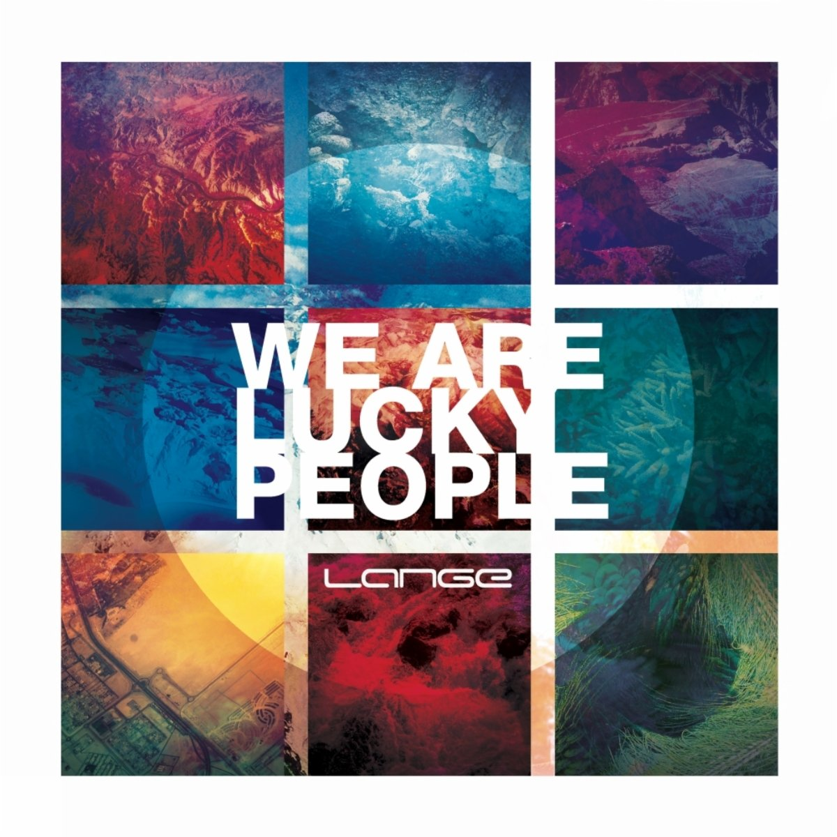 Lange – We Are Lucky People (2013) [FLAC]