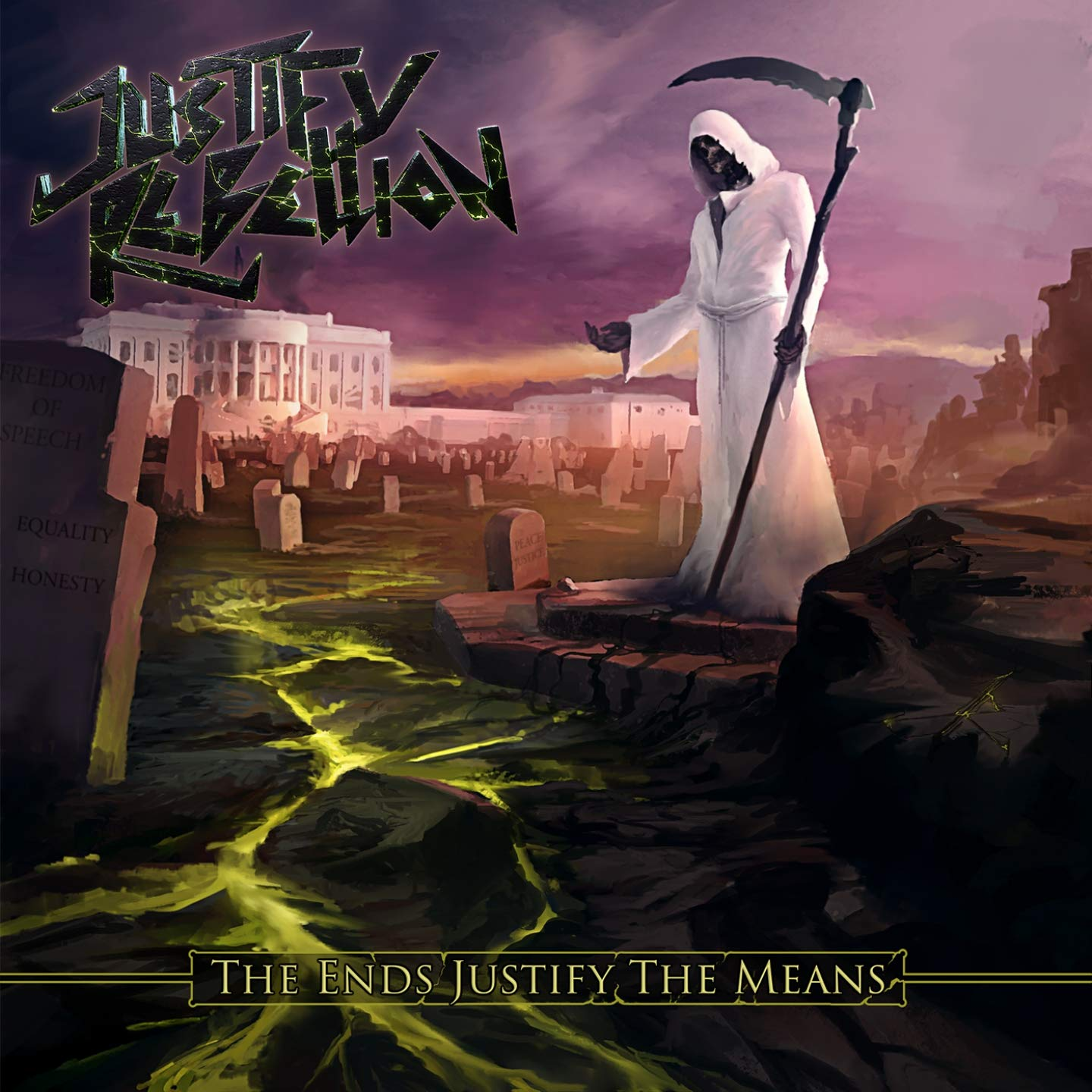Justify Rebellion - The Ends Justify The Means (2020) [FLAC] Download