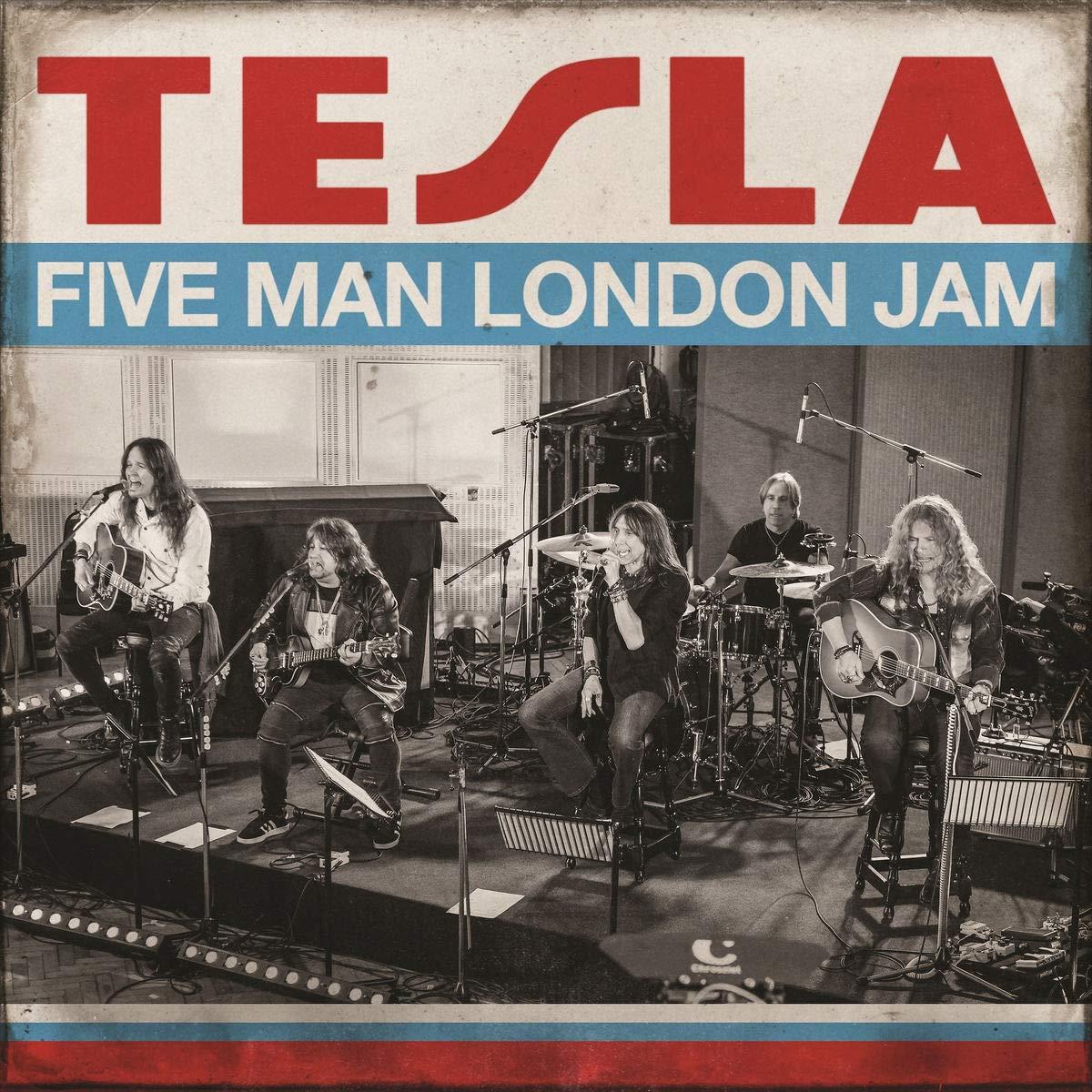 Tesla - Five Man London Jam (2020) [FLAC] Download